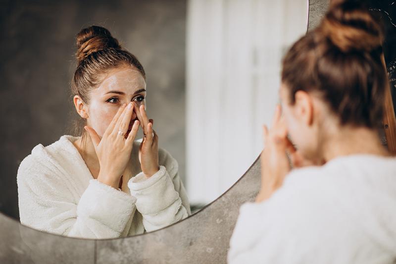 6 błędów w pielęgnacji twarzy