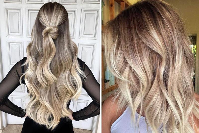 Najmodniejsze fryzury dla blondynek - 14 wspaniałych inspiracji