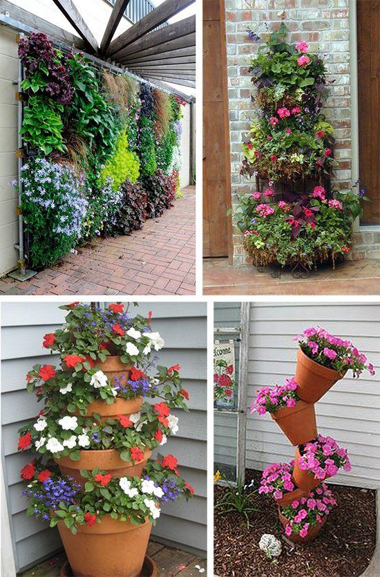 Kwietniki ogrodowe inspiracje i pomysły
